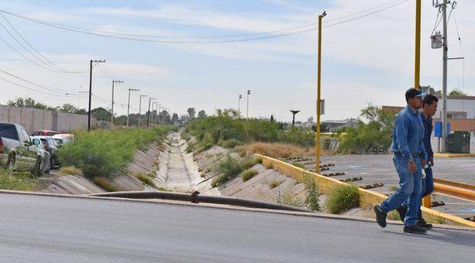 Coahuila: de nuevo correrá agua por la red de canales (El Sol de La Laguna)