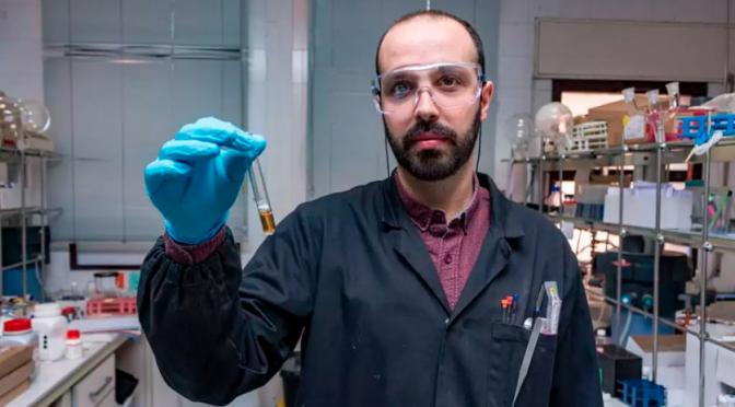 Investigadores de Chile y España crean sensor que cambia de color al detectar toxinas en el agua (INVDES)