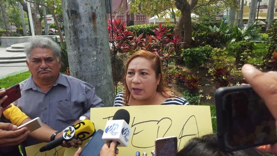 Tampico: Protestan vecinos contra Comapa por desabasto de agua (El Sol de Tampico)