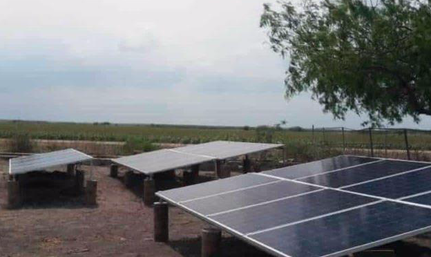 Tamaulipas: Resuelven con celdas solares falta de agua (El Mañana)