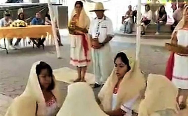 Hidalgo: Realizan ritual en busca de la lluvia (El Sol de Hidalgo)