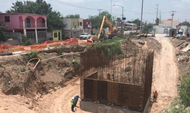 Tamaulipas: Contamina río Bravo estación de bombeo (El Mañana)