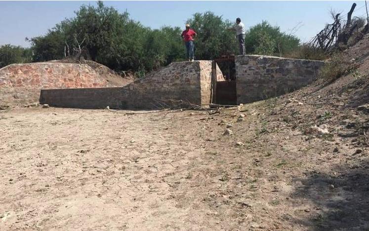 San Luis Potosí: Revisan condición de tanques para captación de agua en zona rural (El Sol de San Luis)