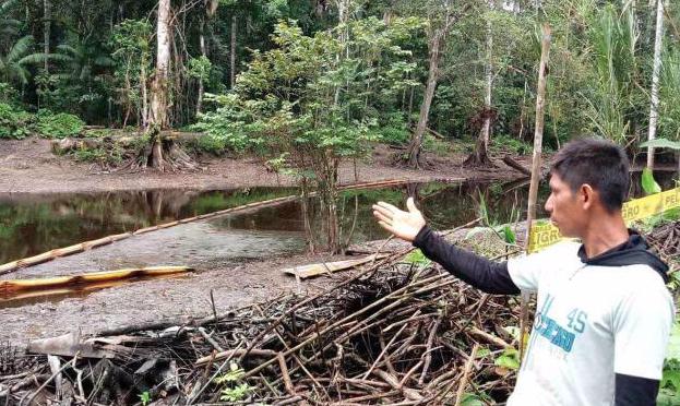 Envenena petróleo a los indígenas de la Amazonía peruana (El Mañana)