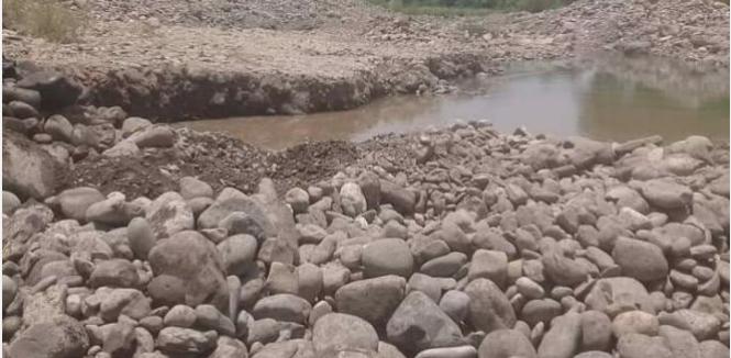 Hidalgo: Sigue saqueo del río Garcés, pese a sequía (Criterio)