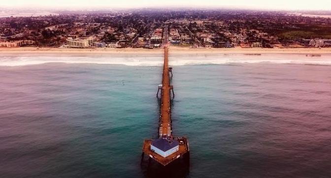 Cierran costa de San Diego por contaminación proveniente de Tijuana (Vive USA)