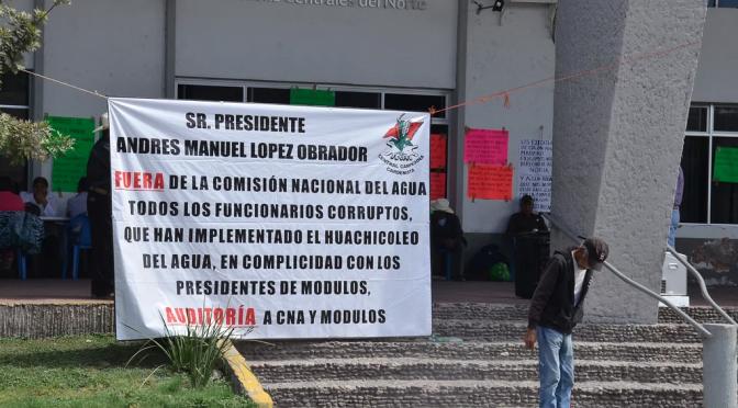 Coahuila: Consiguen campesinos audiencia en SEGOB (El Siglo de Torreón)