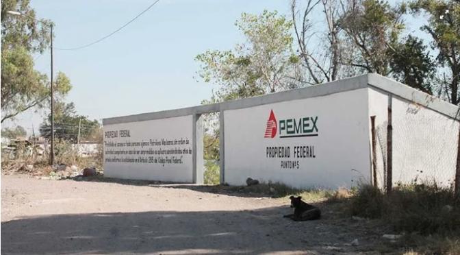 Salamanca: Ocultan descargas de Pemex al Lerma (AM)