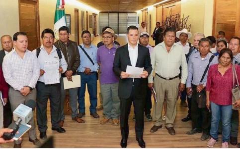Oaxaca: Logran acuerdo para terminar conflicto por agua potable (El Universal)