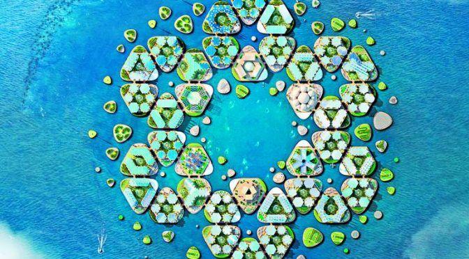 ONU propone una ciudad sostenible sobre el agua contra el cambio climático (El Sol de México)