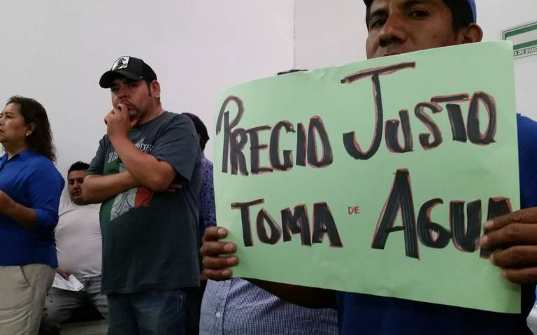 Morelos: piden vecinos se garantice la dotación de agua en Cuernavaca (El Sol de Cuernavaca)