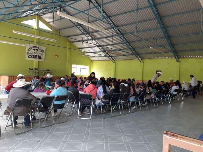 Zacatecas: Solicitan integrantes de Comal conocer el proyecto Milpillas (Ecodiario Zacatecas)