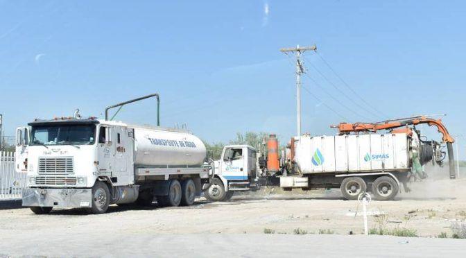 Coahuila: contingencia por falta de agua en La Laguna (Noticias del Sol de la Laguna)