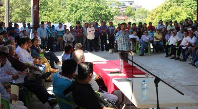 México: Gobierno de AMLO finaliza segunda fase de consulta indígena en el Istmo (Acustik noticias)