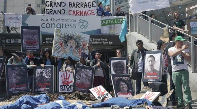 """Europa: Gira controvierte el discurso """"Verde"""" de Empresas Hidroeléctricas (desinformemonos)"""