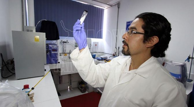 Colima: Desarrollan tecnología para reducir contaminantes de industria textil (20 Minutos)