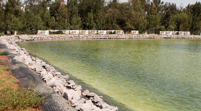 CdMx: La Ciudad de México abandona el lago que inauguró hace cinco meses (Proceso)