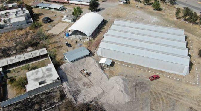 Querétaro: Construyen olla de captación en CBTA de Pedro Escobedo (El Sol de San Juan del Río)