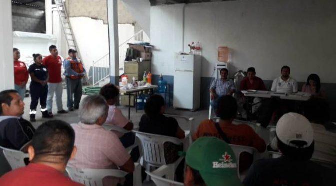 """Morelos: Elaboran plan """"Aguas con las lluvias"""" en Tlaltizapán (El Sol de Cuernavaca)"""