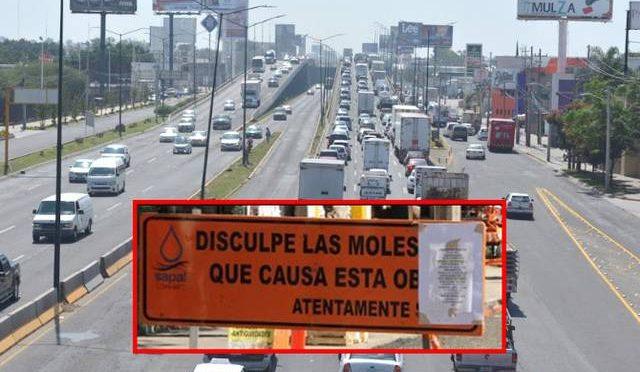 Guanajuato: Construyen línea de distribución de agua tratada en bulevar Aeropuerto (noticias vespertinas)