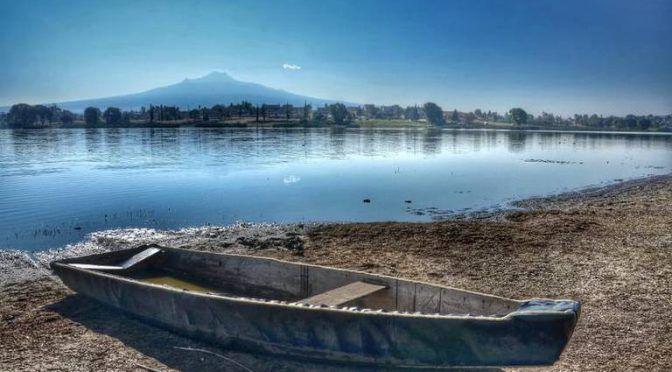 Tlaxcala: Se sumarán a limpieza de la laguna de Acuitlapilco (El Sol de Tlaxcala)