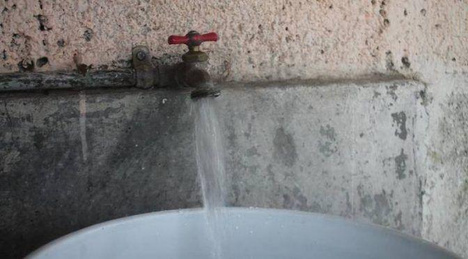 Tlaxcala: Buscan mejorar servicio de agua en Quiahuixtlán, Totolac (El Sol de Tlaxcala)