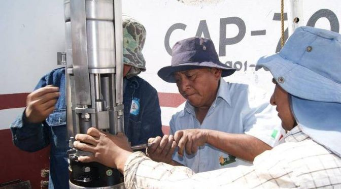 Tlaxcala: Aprueban en Tlaxco construcción de pozo (El Sol de Tlaxcala)