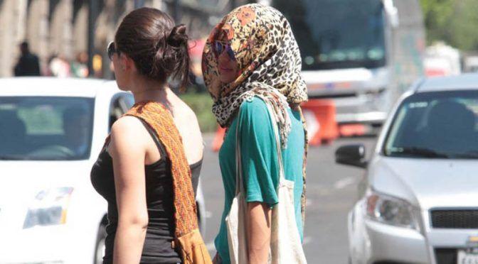 México: Habrá calurosas temperaturas : Servicio Meteorológico Nacional (Regeneración)