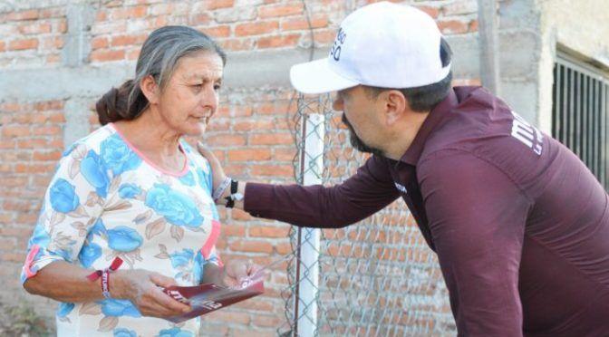 Aguascalientes: Con Arturo Ávila habrá agua gratis para quienes no puedan pagarla (centuria noticias)