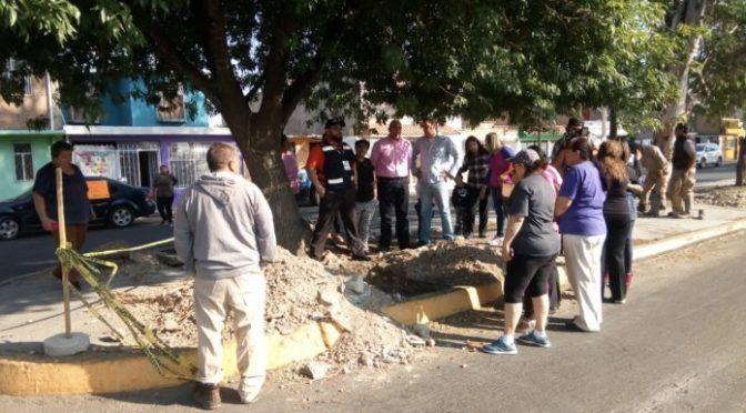 Durango: Molestia en el Huizache II por desabasto de agua potable (La voz de Durango)