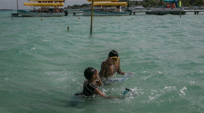 Quintana Roo: Bacalar padece la contaminación y mala planeación (Diario de Yucatán)