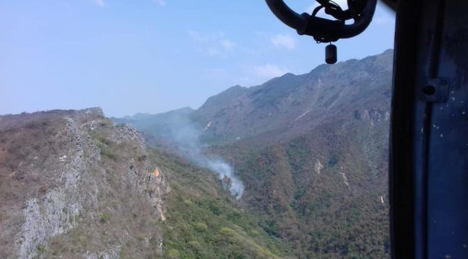Oaxaca: Iniciaron con éxito las descargas de agua en  Chimalapas (informativoax)