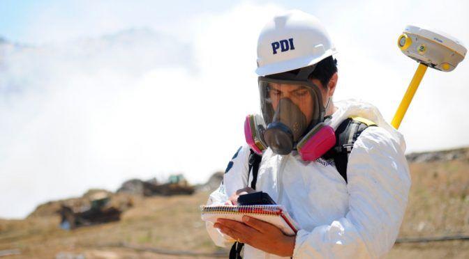 Chile: PDI y la investigación de la contaminación de las aguas (RLN)