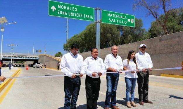 Proyectos de movilidad e hidráulicos contribuyen al dinamismo de SLP: Carreras (La Jornada)
