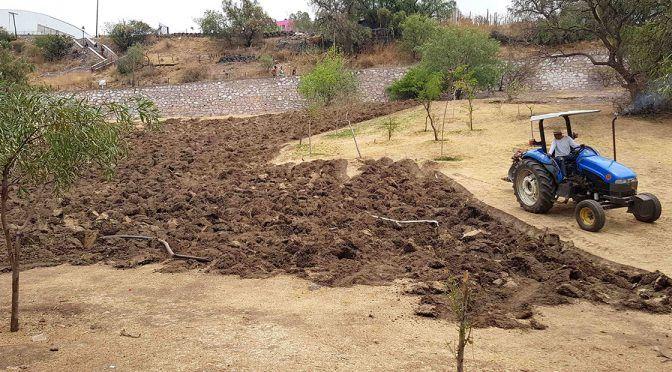 Guanajuato: no cuentan con agua pero con sistema de riego en los Pastitos (Periódico Correo)