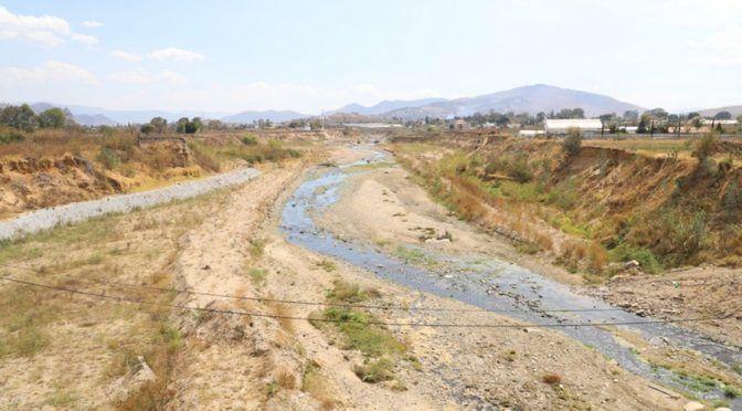 Oaxaca: Piden otorgar amparo para sanear los ríos Atoyac y Salado (El Imparcial)