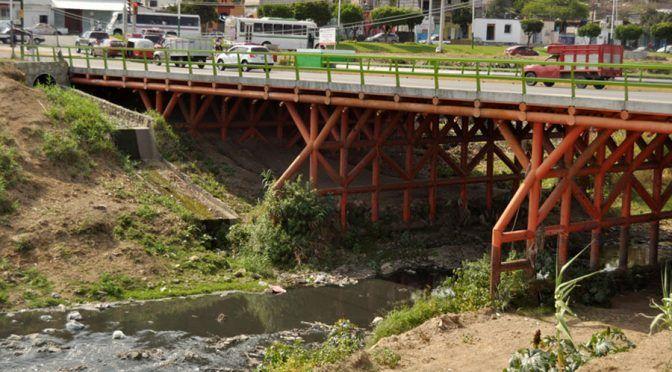 Oaxaca: Persiste contaminación de ríos en la ciudad de Oaxaca (El Imparcial)