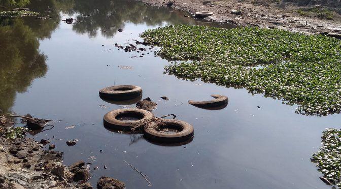 Guanajuato: Debe la RIAMA multas millonarias por contaminar el agua (Periódico Correo)
