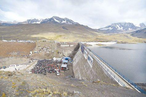 Bolivia: Avanza la gestión de presas (La razón)