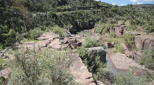 Zacatecas: Movimiento internacional manifiesta su apoyo a lucha por la defensa del agua en el caso Milpillas( La jornada de Zacatecas)