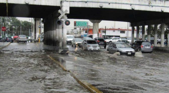 CdMx: Falta de agua y desastres, efecto de cambio climático (Radio Centro)