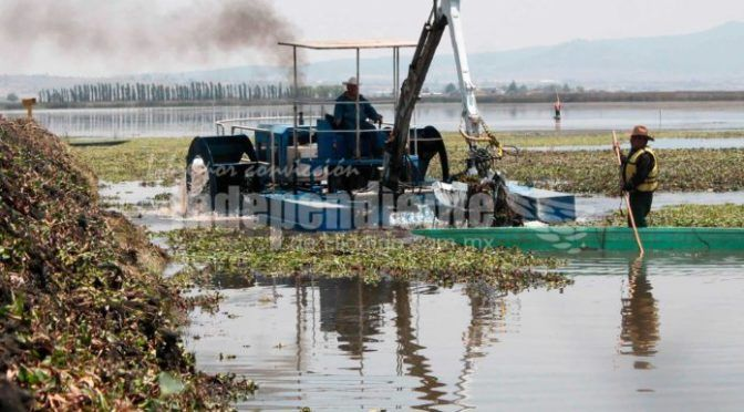 Hidalgo: Costaría 300 mdp desazolve de presa La Esperanza (El Independiente de Hidalgo)