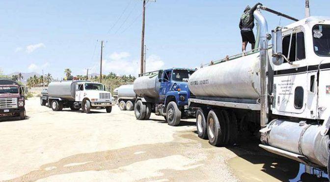 San José del Cabo: Director General de Agua Potable deja plantados a regidores de la Comisión del Agua (Tribuna de Los Cabos)