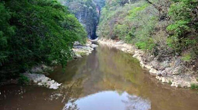 Oaxaca: Pobladores de Itundujia denuncian contaminación de Río Puerta (El Imparcial)