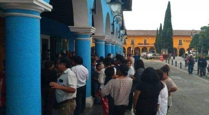 Puebla: exigen pobladores servicio de agua en Tlatlauquitepec (El Sol de Puebla)