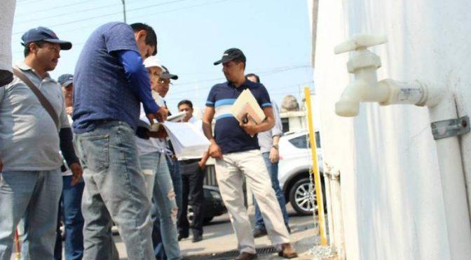 Cuernavaca: Persiste robo de agua potable en algunas zonas de la capital (El sol de Cuernavaca)