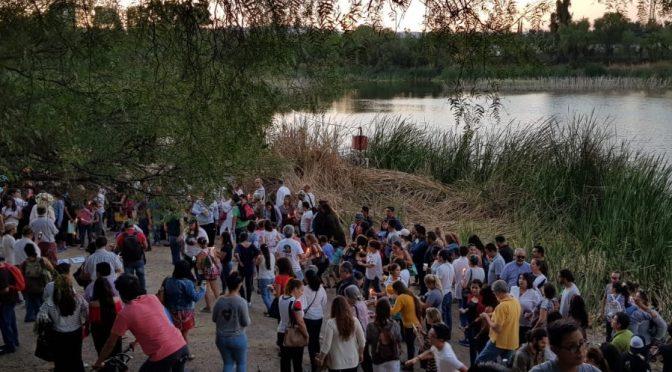 Guanajuato: Protestan por daños generados en humedal por edificación en León (La Jornada)