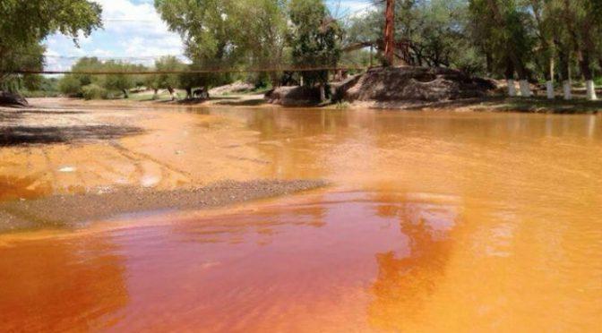 Sonora: Grupo México desoye orden de la SCJN sobre presa de jales en Sonora (Proceso)