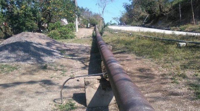 San Luis Potosí: robo de agua deja a comunidades sin el vital liquido (El Sol de San Luis)