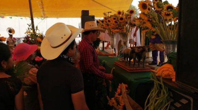 Puebla: Campesinos celebran a San Isidro Labrador preocupados por la escasez de agua (El Sol de Puebla)
